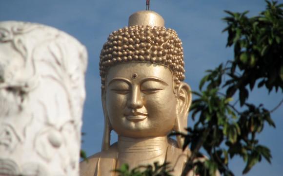 Spuren des Buddhismus